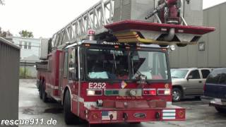 Ride along - Tower ladder 14 CFD