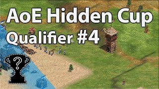 AoE2 Hidden Cup | Qualifier #4