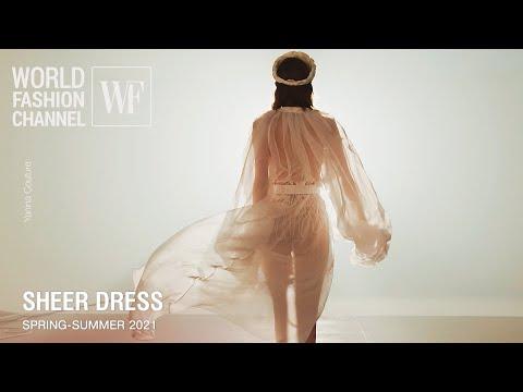 Sheer Dress   spring-summer 2021
