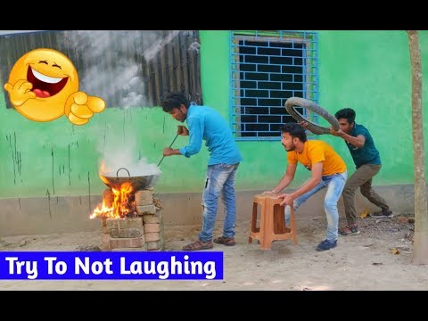 Download Must Watch New Funny😂 😂Comedy Videos 2019 - Episode 30 || Funny Ki Vines || HD Mp4 3GP Video and MP3