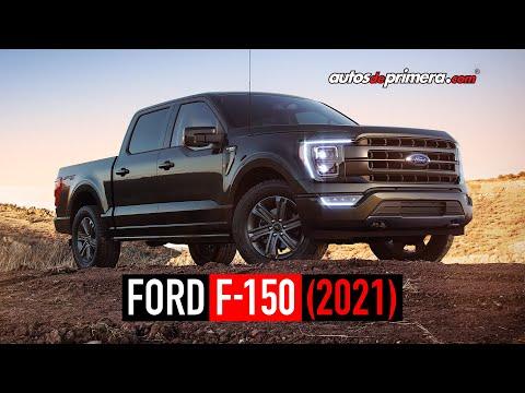Ford F-150 2021 🔥 La pick-up más vendida del mundo se renueva 🔥 Lanzamiento