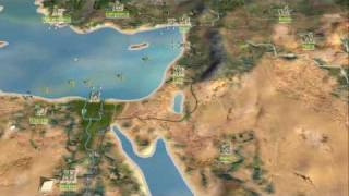 Rome: Total War - Alexander, intro, outro, speech