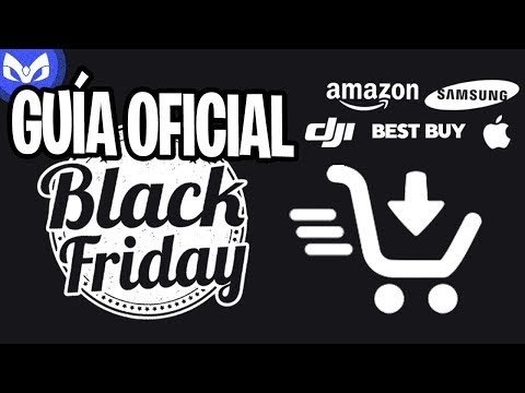 LAS MEJORES OFERTAS BLACK FRIDAY Vol 1, Apple, Amazon, Best Buy, Samsung DJI