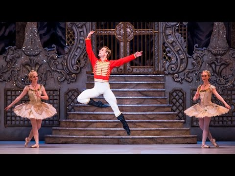 The Nutcracker – Hans-Peter's mime (Alexander Campbell, The Royal Ballet)