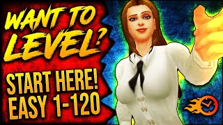 COMPLETE 8.2 Leveling GUIDE! POWERFUL 1-120 WoW Leveling Tips