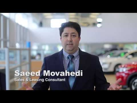 Sales and Leasing Consultant Saeed  Movahedi