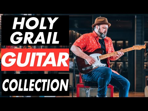 Guitar Collection Worth MILLIONS | Guitar Tours