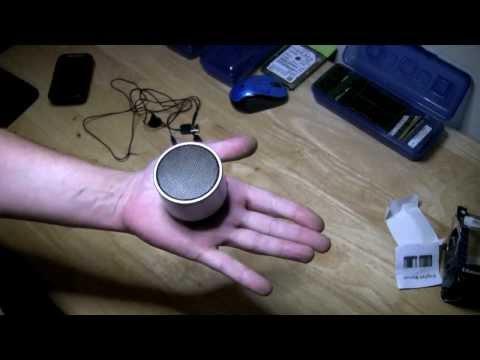 Banggood S10 Mini DC 5V 500mA Stereo Wireless USB Bluetooth Speaker Review