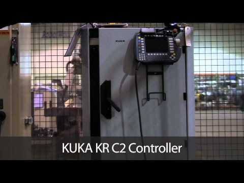 KUKA KR 60 HA Industrial Robot Arm