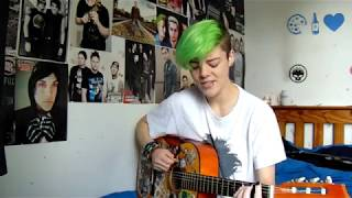 The Front Bottoms - The Plan Fuck Jobs Acoustic Cover