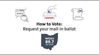 How To Request An Absentee Ballot - Ohio How To Vote Guide