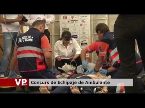 Concurs de Echipaje de Ambulanțe