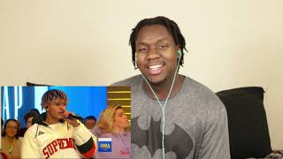 PRETTYMUCH performs No More on GMA (REACTION)