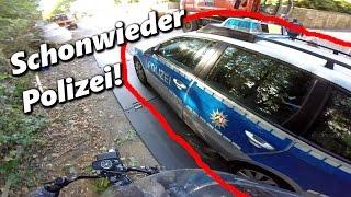 ERWISCHT?   Mofa Polizei