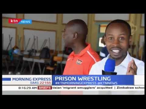 Prison Wrestling | MORNING EXPRESS