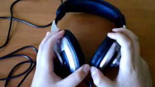 Review: Samson HP10 Over-Ear Headphones