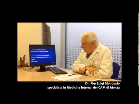 Trattamento di segnali ipertensione essenziale