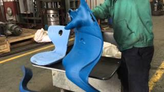 plastic chair making machine TDB-80A