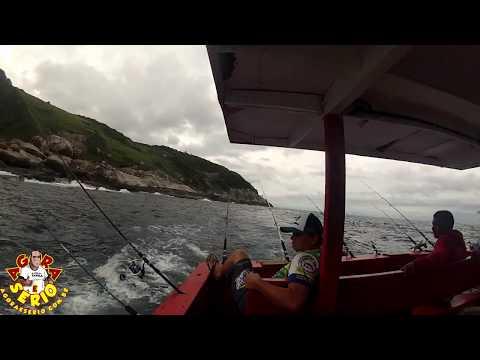Pescadores de Juquitiba em Alto Mar imagens exclusivas para o Jornal Agora é Sério