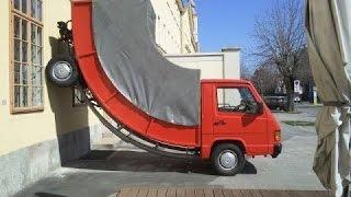 Автоприколы с грузовиками    Авто приколы    Car fails    auto funny