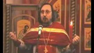Священник Георгий Чистяков Проповедь на Пасху