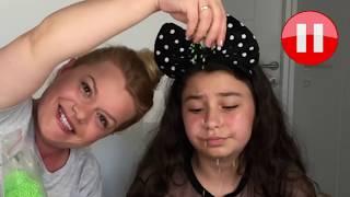 Pause Slime Challenge - Eğlenceli Çocuk Videosu