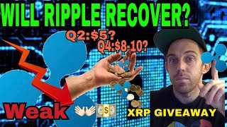 CAN RIPPLE RECOVER FROM ITS MASSIVE DROP AND HIT $8-$10 IN 2018 WITH XRAPID PROOF OF USE?