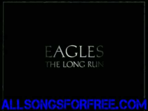 eagles - those shoes - The Long Run