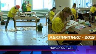 В Новгородской области стартовал III Региональный чемпионат «Абилимпикс»