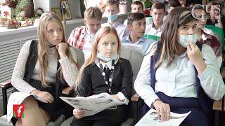 Итоги конкурса «Трудовое лето – 2021» в Гусь-Хрустальном районе. 1 октября 2021 г.