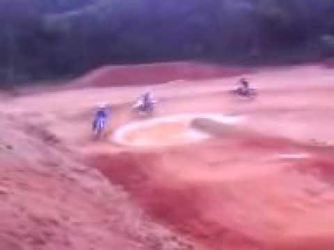 Yz 125 2 tempos - meu treino de motocross em Areal - RJ
