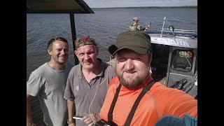 Мы собирались на рыбалку когда прибежала наташка