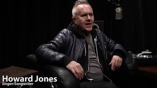 """Behind The Vinyl - """"Things Can Only Get Better"""" with Howard Jones"""