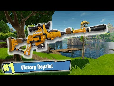 #1 FORTNITE SNIPER // 1,000,000+ KILLS // NEVER LOST A GAME // FORTNITE BATTLE ROYALE