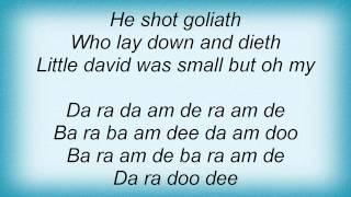 Jimmy Somerville - Ain't Necessarily So Lyrics