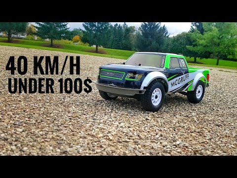 Unboxing And Testing Best Rc Pick Up Truck Under 100$ - Gp Toys S926