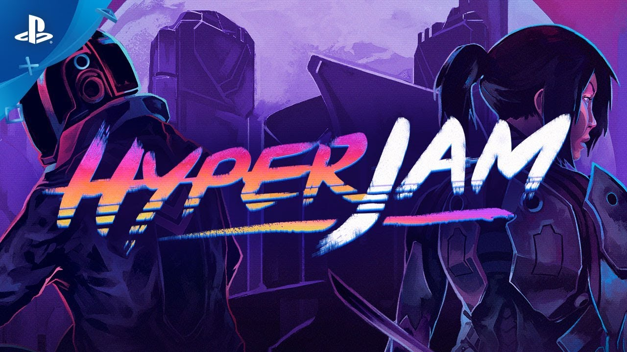 Hyper Jam: New Arena Brawler Comes to PS4 February 12