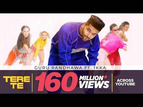 Download Guru Randhawa TERE TE ft. Ikka   Bhushan Kumar   Zaara Y   Director Gifty   Vee Abhijit V   T-Series HD Mp4 3GP Video and MP3