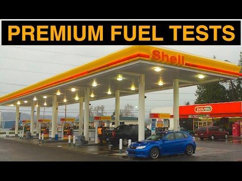 Der Wert des Benzins 92 tula