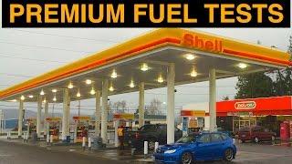 Is Premium Fuel Worth It? Premium vs Regular - 5 Vehicles Tested