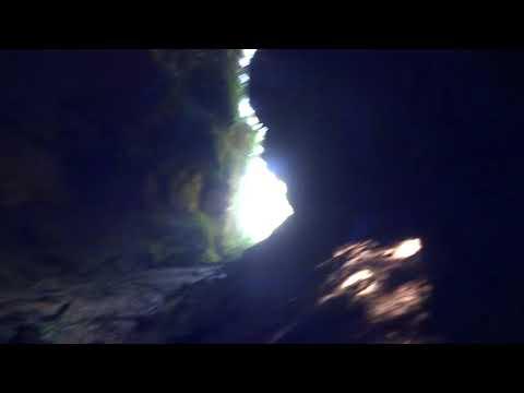 Fratura Geológica (Canyon) da Serra da Leoa Ascurra SC