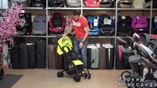 Подробный обзор прогулочной коляски Recaro EasyLife
