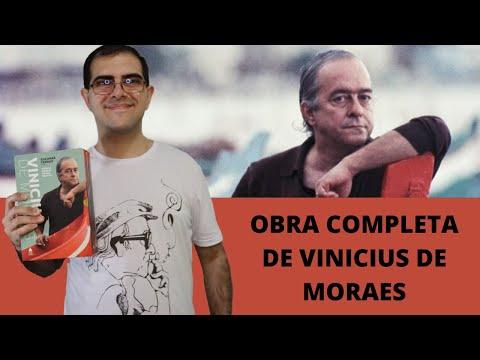 OBRA FUNDAMENTAL DA POESIA NACIONAL - Box de Vinicius de Moraes | Ronaldo Junior