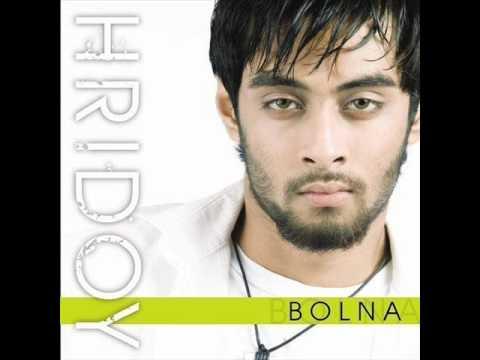 Download Hridoy Khan -  Bolna Mp4 HD Video and MP3
