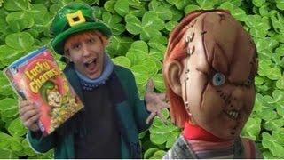Chucky Vs A Leprechaun: Chucky Charms