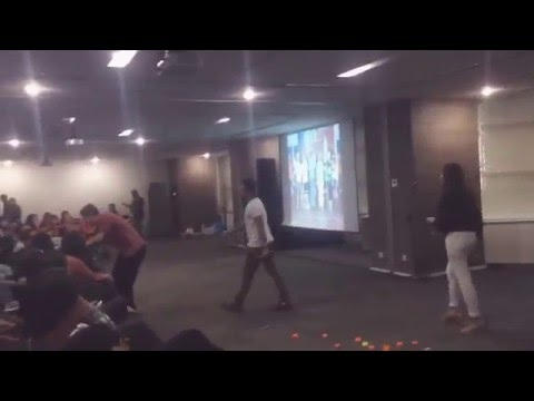 ANZ Jakarta Indonesia | KOI MIL GAYA SRK song performance by | KOMI | NISH | COO Farewell event