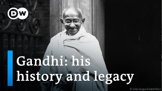 Mahatma Gandhi   Dying For Freedom | DW Documentary