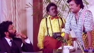 "Rajinikath famous tamil scene - ""I Can Talk English, I Can Walk English"" | Velaikaran"
