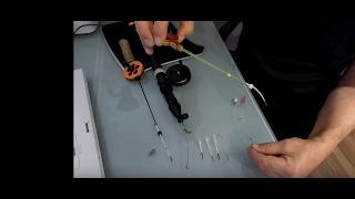 Изготовление кивки для зимней рыбалки