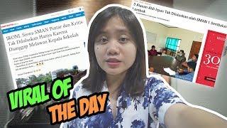 VIRAL OF THE DAY: Siswa SMA Tak Lulus UN karena Terlalu Kritis terhadap Sekolah